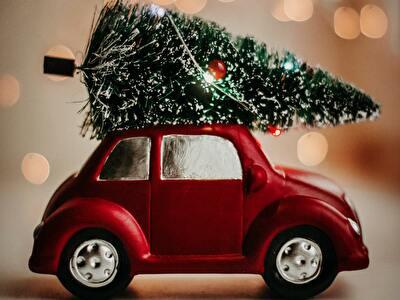 Kerst arrangement, kerstdiner, kerstbrunch en kerstlunch bij Badhotel Rockanje