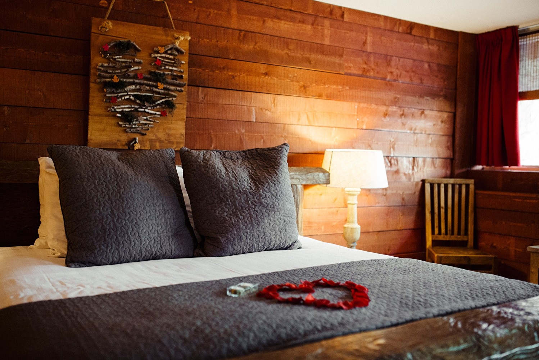North-American Lodge Style hotel